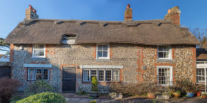 Cottage January 2016 by Roger Crocombe